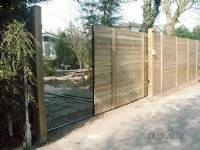 Sliding Gates - project portfolio 3