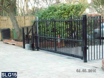 Sliding Electric Gates